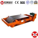 Groupe Gaogong Sucre, /Self-Cleaning Extraction de sable Overband électromagnétique Séparateur magnétique