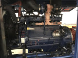 Bomba concreta estacionária elétrica elevada de motor Diesel de eficiência 80m3/H para a venda