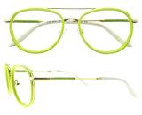 De in het groot Acetaat Eyewear Met de hand gemaakte Eyewear van de Frames van het Oogglas Italiaanse