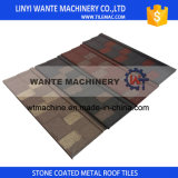 Galvanisiert Roofing Blatt, bunter Stein-überzogene Metalldach-Fliese