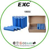 Shenzhenhot Verkauf Li-Ionbatterie 2016 3.7V 18650 2000mAh für LED-Taschenlampe
