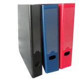 Het goedkope A4 Dossier van de Boog van de Hefboom van het Schuim van pp met de Beschermer van de Rand van het Metaal