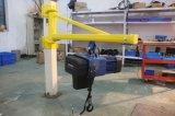 Het Europese Hijstoestel van de Keten van het Type 1000kg Elektrische met Karretje
