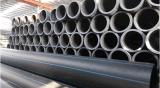 Tubo di lunghezza standard dell'HDPE del tubo Pn10 dell'HDPE dell'approvvigionamento di gas/dell'acqua