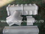 300kg/Hr output van de Plastic pvc GolfMachine van het Blad van het Dakwerk