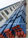 """"""" asta di perforazione pesante saldata spirale 5 (tubo AISI1340 e giunture dello strumento di AISI4145H)"""