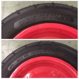 Rueda 3.25-8 del aire del neumático 3.00-8 de la carretilla