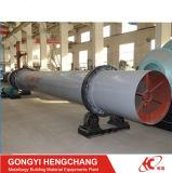 El Aserrín de pequeña secador rotativo para el carbón, fertilizantes, mineral en polvo