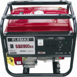 Portable 2.5kVA Elemax Power Petrol Generator CE Soncap EPA Approved