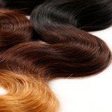 I capelli dell'onda del corpo più bei