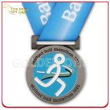 Medalla corriente estampada latón de encargo para la caridad