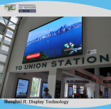 Фиксированной установки светодиодный дисплей для использования внутри помещений P2 Высокая яркость экрана