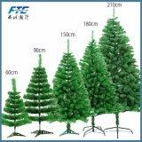 Cualquie árbol de navidad colorido de la decoración de la promoción de la talla para el regalo de la Navidad