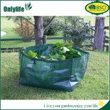 Collecteur lourd de lame de sac de jardin d'Oxford de tissu de PE d'Onlylife