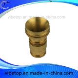 Pieza eléctrica de cobre amarillo de la aplicación del bastidor por encargo