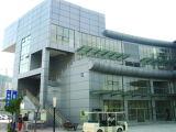 Het buiten Aluminium Samengestelde paneel-Aludong van het Bouwmateriaal van de Decoratie