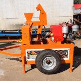 移動式連結の煉瓦作成機械(SEI1-20)