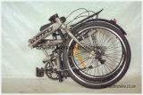 Bike рамки сплава 24inch складывая, складной велосипед 24inch