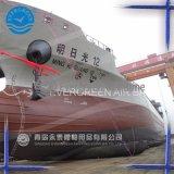 Bolso de la elevación de los sacos hinchables para las naves Sunken subacuáticas que acarrean hacia fuera/muelle