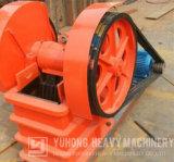 venda quente do triturador de maxila de 150X250 3tph mini com o baixo preço de uso geral em esmagar a planta