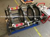 Sud315h de Hydraulische HDPE Machine van de Fusie van het Uiteinde (90mm315mm)