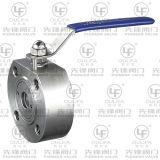 Válvula de esfera compacta tipo Wafer Tipo Monobloco (SQ71F)