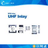 Markering 915MHz van de antenne van het Inlegsel RFID van lage Kosten de Passieve Vreemde H3 Droge Natte