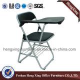 PUはつけ、支持するFoldable椅子の会議の椅子のトレーニングの椅子(HX-TRC053)を