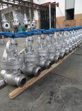 Het Toenemen van het Koolstofstaal de Van een flens voorzien Klep van de Bol van de Stam (j41h-900lb-10)