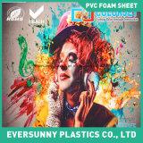 scheda di plastica della gomma piuma del PVC dello strato colorata PVC di 1-40mm 4X8FT per la pubblicità