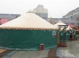 سقف [يورت] خيمة [مونغلين] [يورت] خيمة حزب حادث خيمة