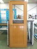 Conch Teak Wood PVC Colore / UPVC Bathroom Door