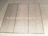 Cremalheira do aço inoxidável de boa qualidade de fabricação de metal do OEM