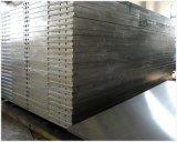 Sy Furnierholz-heißes Presse-Vorlagenglas/Heizungs-Vorlagenglas in der Holzbearbeitung-Maschine
