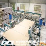 Panneau automatique de plafond de gypse faisant la machine (type de gaz naturel)