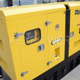 Water Gekoelde 88kw Stille Diesel van het Type Generator met de Motor van Cummins