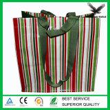 2018の環境に優しいRecycableの習慣のPPによって編まれるショッピング・バッグ