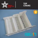 900 de la serie A-1 de la máquina de embalaje Industria Alimentaria la cinta transportadora de malla de plástico