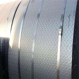 15mm en carbone de la plaque en acier à damiers pour escaliers