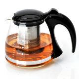 Verre résistant à la chaleur thé café thé pot en verre clair
