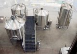 20bbl de Brouwerij van de Apparatuur van het Bier van de Rang van het voedsel SUS 304