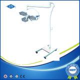 Indicatore luminoso chirurgico Shadowless mobile Emergency (basamento TPYE) (registrare la temperatura di colore)