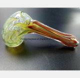 Gelbe Hammer-Formung des GlasHuka-Filter-Tabaks