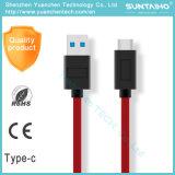 USB 3.0 c de type de charge rapide de câble de données de synchronisation pour MacBook
