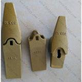 Los dientes planos para la perforación de la cuchara/construcción/Herramientas de corte Herramientas de perforación de la Fundación