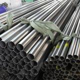Tubo de pulido del espejo del acero inoxidable de ASTM