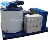 Flocken-Eis-Hersteller-Maschine für Fisch-Garnele