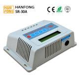 Régulateur de contrôleur de panneaux solaires 30A Régulateur solaire de chauffe-eau (SRAB30)