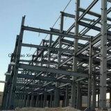 Prefab House para o aço Structue prédio para rodar a chave
