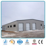 Prefabricated 강철 물자 창고 건축 강철 구조물 작업장